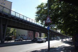 U-Bahn Viadukt Kreuzberg