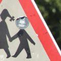 Achtung Kinder Schild