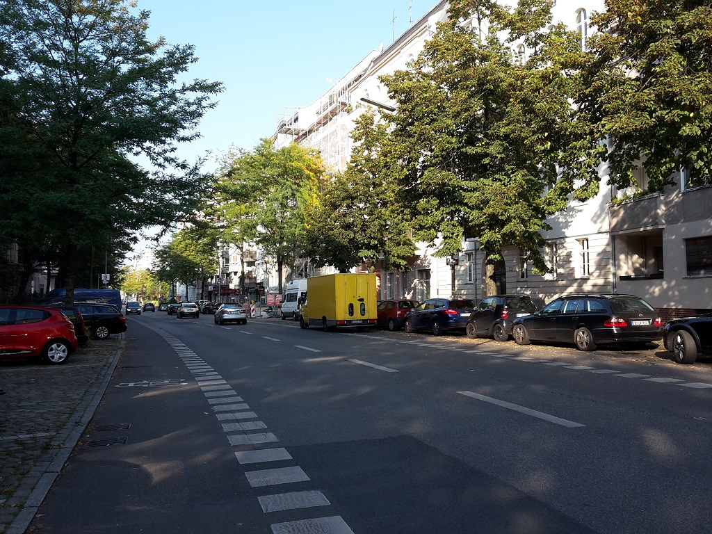 Kreuzbergstrasse Berlin-Kreuzberg