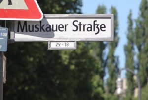Muskauer Strasse