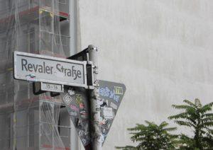 Revaler Strasse