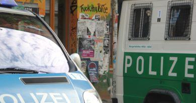 Polizei Rigaer Strasse