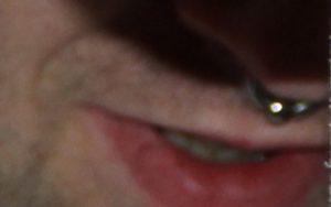 Nasen Piercing