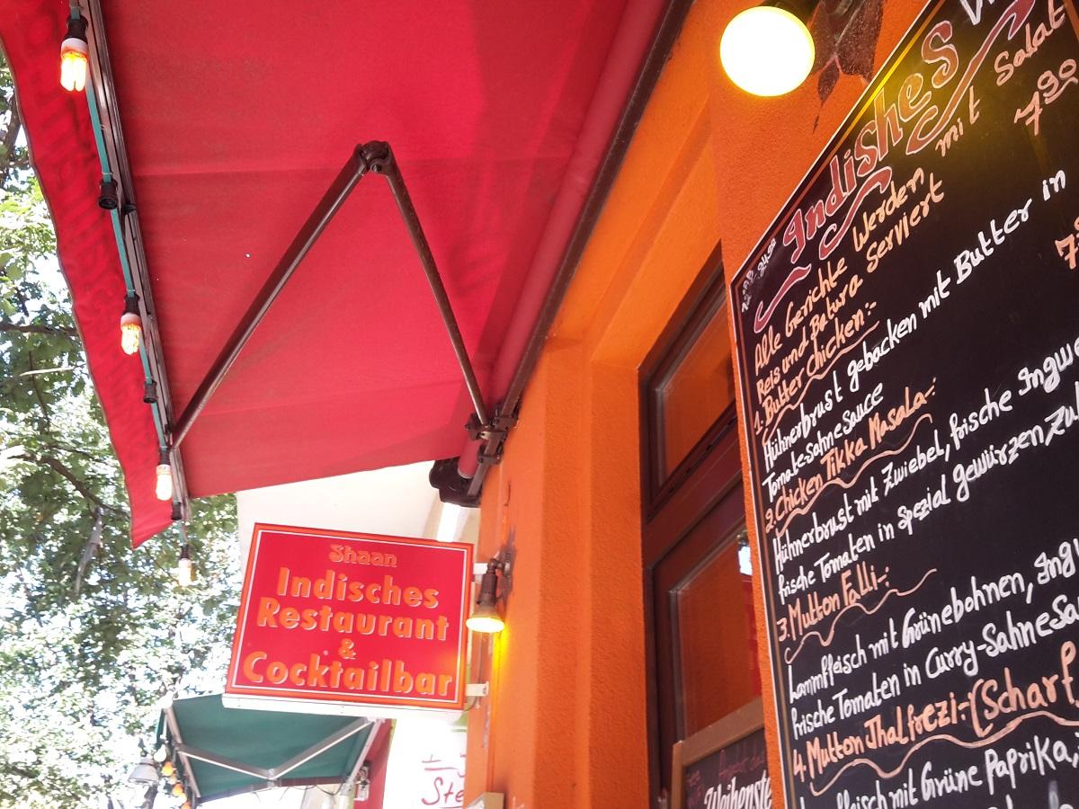 Shaan Restaurant Kreuzberg