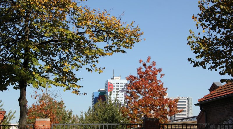 November in Friedrichshain