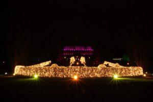 Christmas Garden Berlin weitansicht