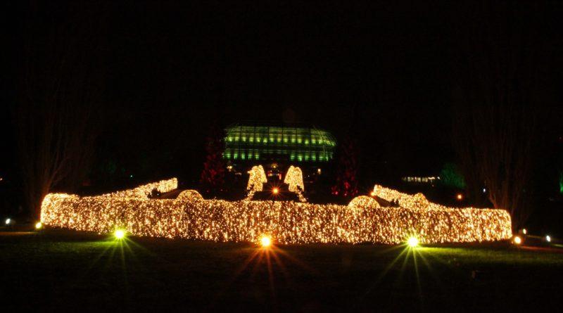Christmas Garden Berlin ansicht