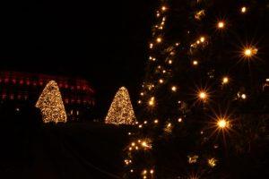 Christmas Garden Berlin Ende