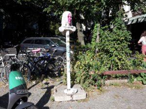 Kunst Simon-Dach-Strasse