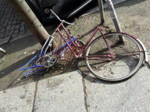 Fahrradleichen