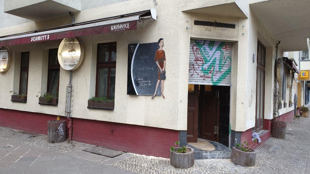 Bar Schmitts Travekiez