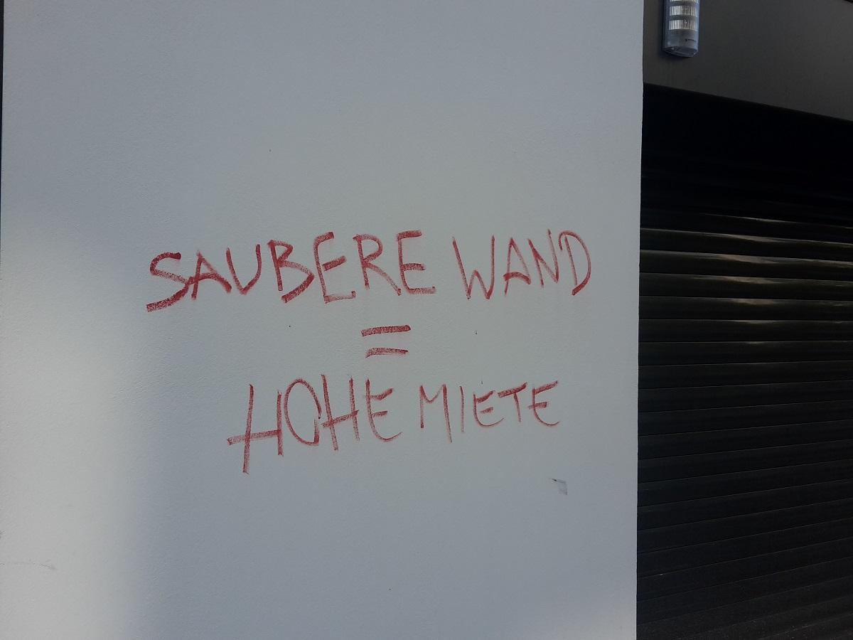 Graffiti Rigaer Strasse