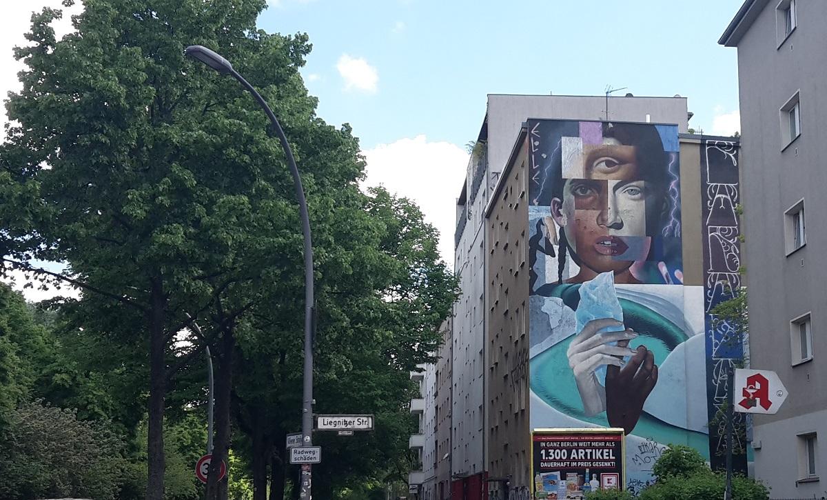 Streetart Wiener Strasse