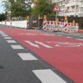 Fahrradstrasse Palisadenstrasse