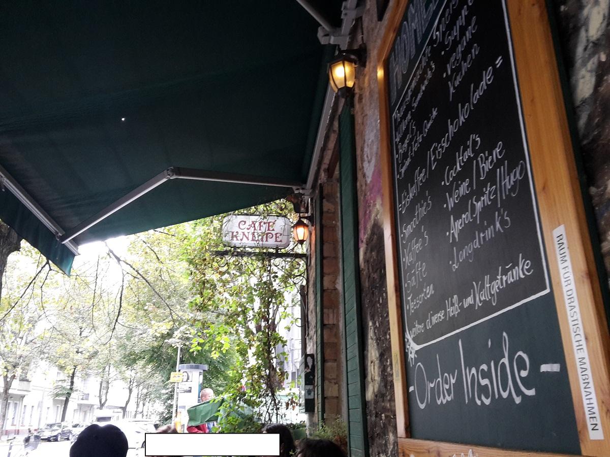 Cafe Schmitts Friedrichshain