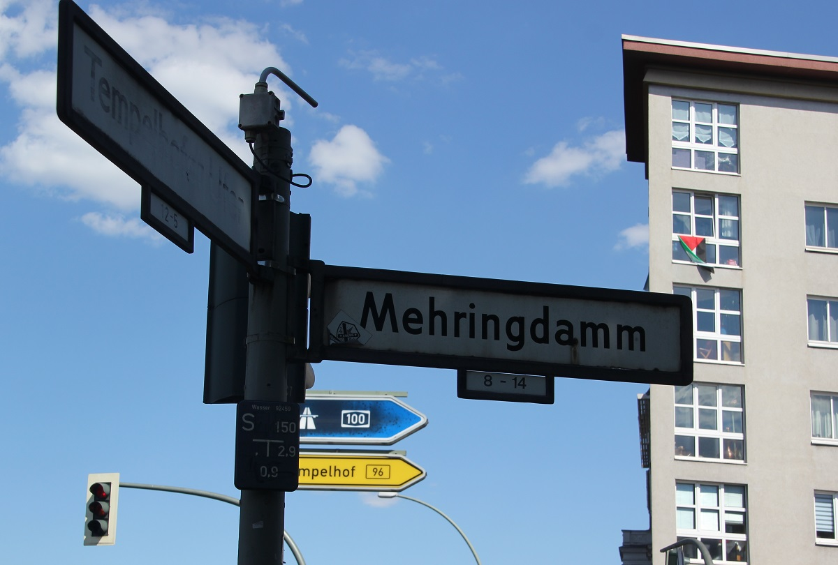 Mehringdamm